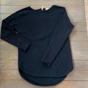 Michael Kors black sweater size small